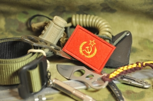 Шеврон СССР символика