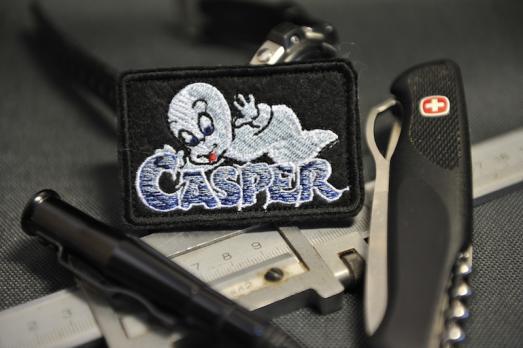 Шеврон Casper
