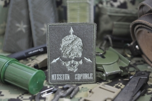 Шеврон Mission Capable