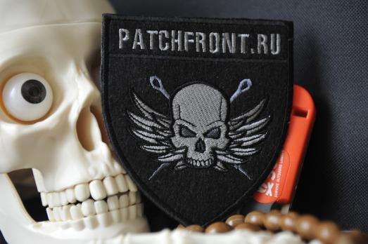 Шеврон PATCHFRONT.RU