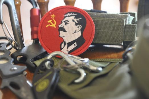 Шеврон СССР Сталин