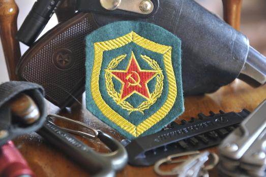 Шеврон Погран войска