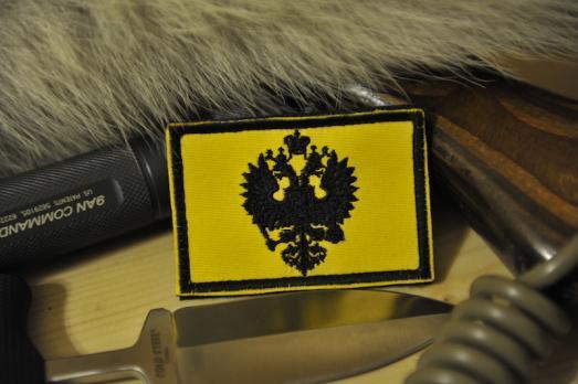 Шеврон герб Империи