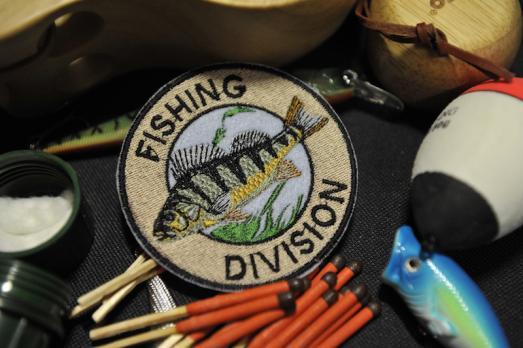 шеврон FISHING DIVISION