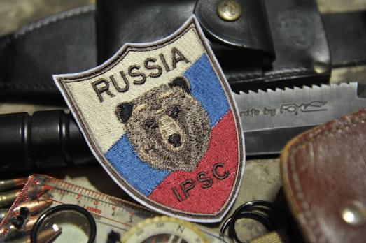 шеврон IPSC RUSSIA