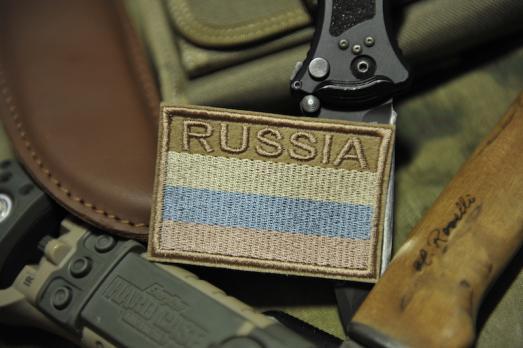 Шеврон RUSSIA