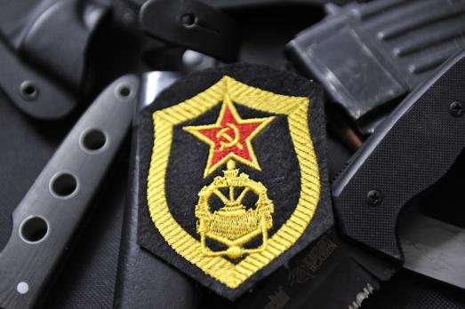 Шеврон Инженерные Войска СА