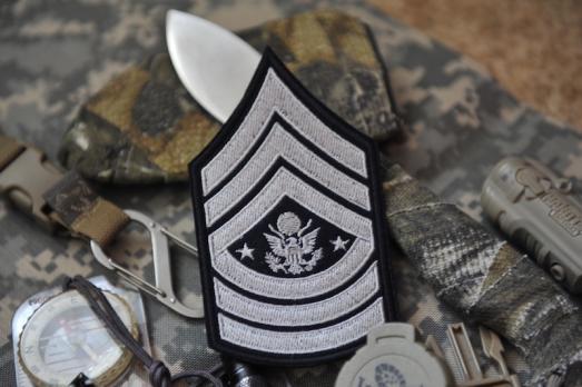 """Шевроны """"Знаки отличия армии США"""""""