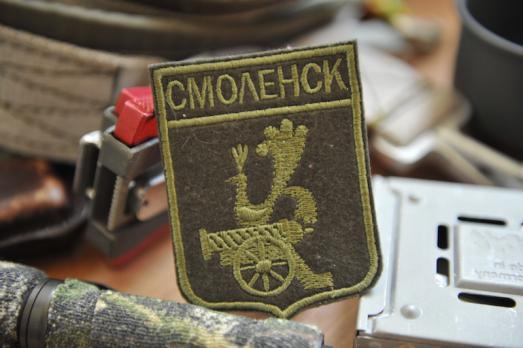 шеврон Смоленск