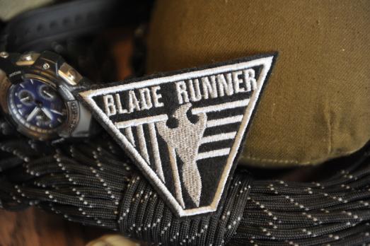 "Шеврон ""Blade runer"""