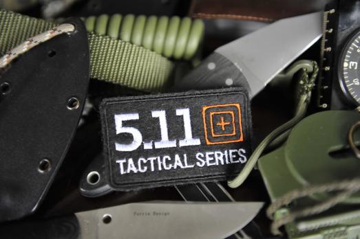 """Шеврон """"5.11 tactical series"""""""