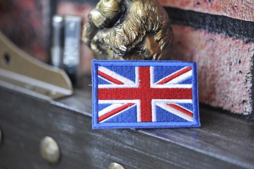 Шеврон флаг Британии