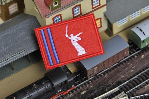 Шеврон флаг Волгограда