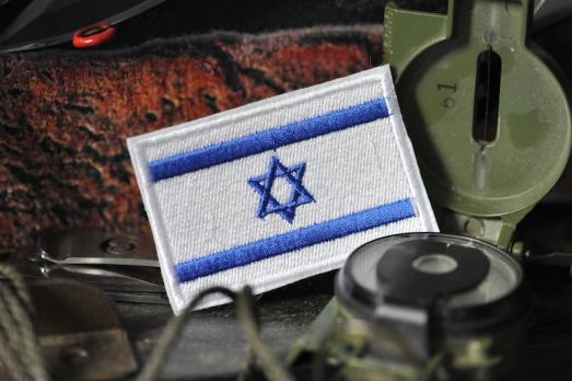 Шеврон Флаг Израиль