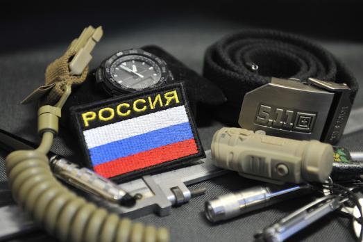 шеврон россия