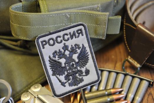 шеврон герб россии