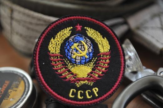 Шеврон Герб СССР